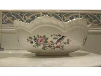 Aynsley Vintage Fine English Bone China Fruit bowl