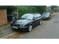 Jaguar X-Type Estate SPARES or REPAIRS