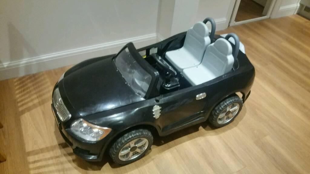 Kids 12v Electric Car Spares Or Repair