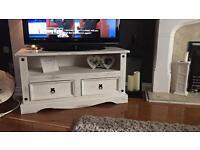 Shabby chic tv cabinet