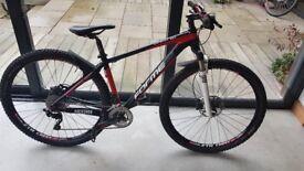 "Forme WINSCAR 29R Medium 17"" Mountain/Downhill Bike RRP £2,199.99"