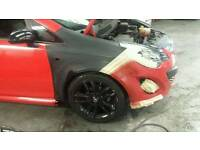 Vaxhall corsa off side wing any colour