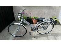 Ladies Claud Butler Odyssey bike