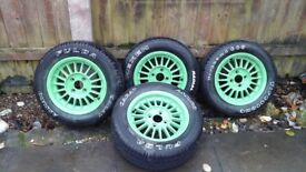 13' INCH ALLOY WHEELS / NO OFFERS PLEASE