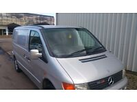 Mercedes-Benz Vito 110CDi Panel Van, Rare Automatic