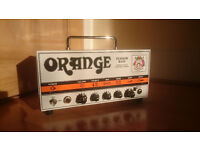Price Drop - Orange Terror Bass TB 500 with Case and NOS Valves