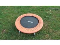 Fitness Trampoline - weight loss