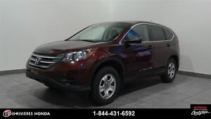 2012 Honda CR-V LX 4WD bluetooth