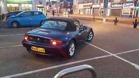 BMW Z3 New Soft top URGENT