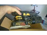 JCB hand and floor sander