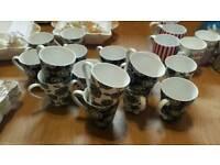 cups unused