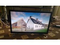"SAMSUNG 22"" LED TV SMART/WIFI/100HZ/MEDIA PLAYER/FREEVIEW HD/QUAD CORE/ NO OFFERS"