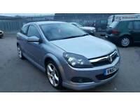 2007 Vauxhall Astra 1.9cdti Sri Xp 3 door hatchback