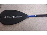 Wilson NCODE N145 Squash Racket - AS NEW