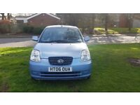 KIA PICANTO LX 1.1 PETROL AUTOMATIC IDEAL FIRST CAR CHEAP TO DRIVE HPI CLEAR DRIVES EXCELLENT.