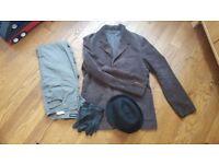 Men's clothes (M) and shoes (8) bundle