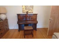 Crane and sons piano, selling due to moving home. Buyer to collect