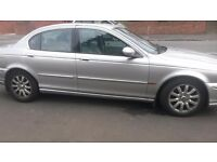 Jaguar x type 2.5 v6 4x4