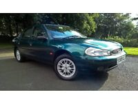 FORD MONDEO VERONA ONLY 33000 ONE OWNER ,FULL SERVICE HISTORY 12 MONTHS MOT