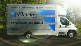 Birmingham Man With A Van Hire. Removals, Light Haulage and Courier. Great rates and free quotes