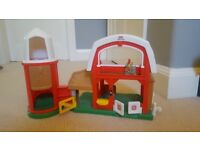 Fisher-Price Little People Farm with Animal Sounds & Music (As New)