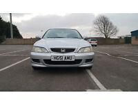 Honda Accord 1.8 i VTEC Sport 5dr welcome 2001 (51 reg), Hatchback £995 p/x