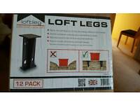 Loftleg 175mm Loft Legs Pack 12