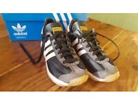 Adidas 'Gazelle' Trainers, Size 5 - New with Box and packaging.