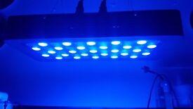 Mars aqua led lighting