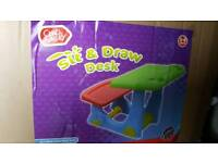 Sit and Draw desk (Still in box)