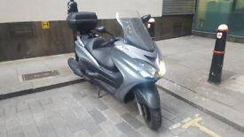 Yamaha YP400 Majesty 2013 6800 miles