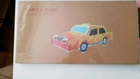 Craft model car