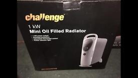 1kw oil filled radiator