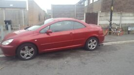 Reduced 307cc £470