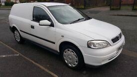 Vauxhall Astra Van 1.7 cdti 2006