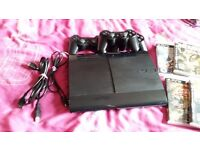 Playstation 3 (PS3) + Accessories For Sale!