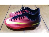 Size 2 Nike football boots