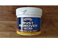 Hammerite, Rust Remover, Gel Non Drip, 750ml, Brand new sealed