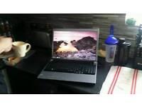 "Dell laptop 1735 17"" dual core t5800 2.00ghz, 3gb ram, 320gb hdd drive win 10"