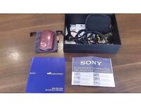 Sony WALKMAN NW-A1200 8GB MP3 Player - Boxed.