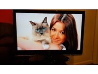 """TV LVD Samsung 40"""" 1080P Full HD With Freeview - can deliver"""