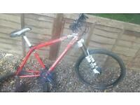 Faulty Gary Fisher Mountain Bike - Spare Parts