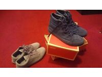 Mens Vans and Loafers