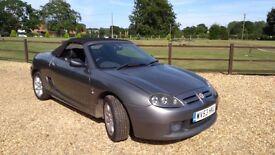 MGTF 2003 1.6 in Ash Grey