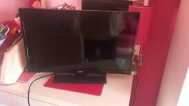 """22"""" tv with dvd player"""