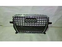 Audi Q5 s line front grill
