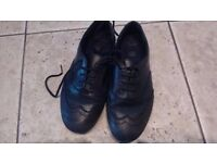 Girls Black shoes from Clarks