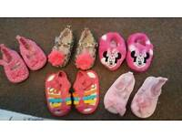 Baby girl and boys shoes