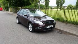 Ford Focus 1.6 Zetec 5dr FULL SERVICE HISTORY