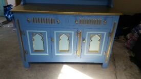 Hand Painted Welsh Dresser